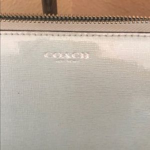 Coach wallet preowned